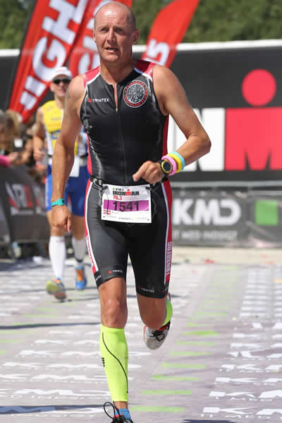 Knut Oles Ironman-debut