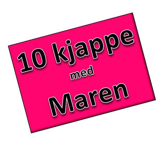 Maren Bonsaksen