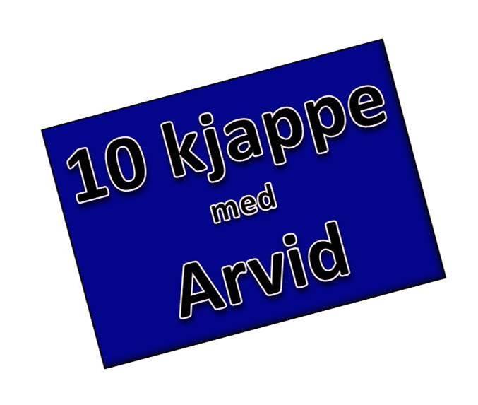 Arvid Halvorsen