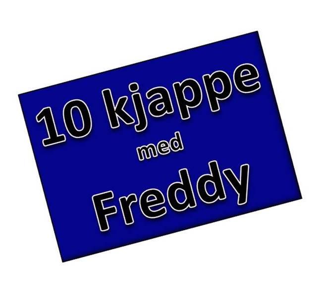 Freddy Skjenken
