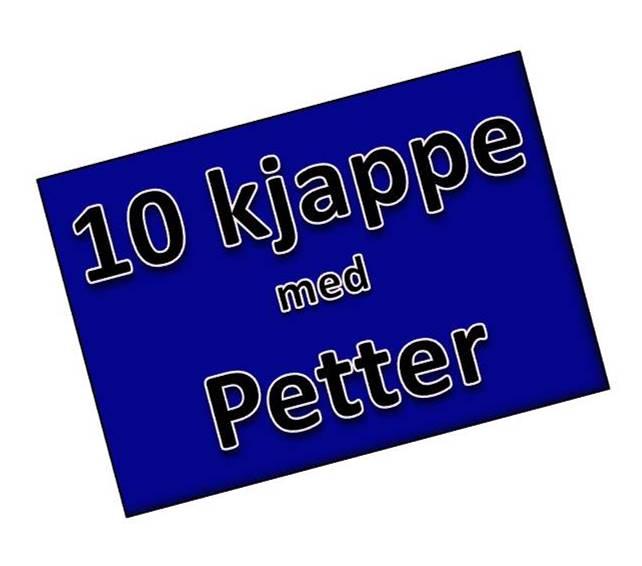 Petter Elvestad