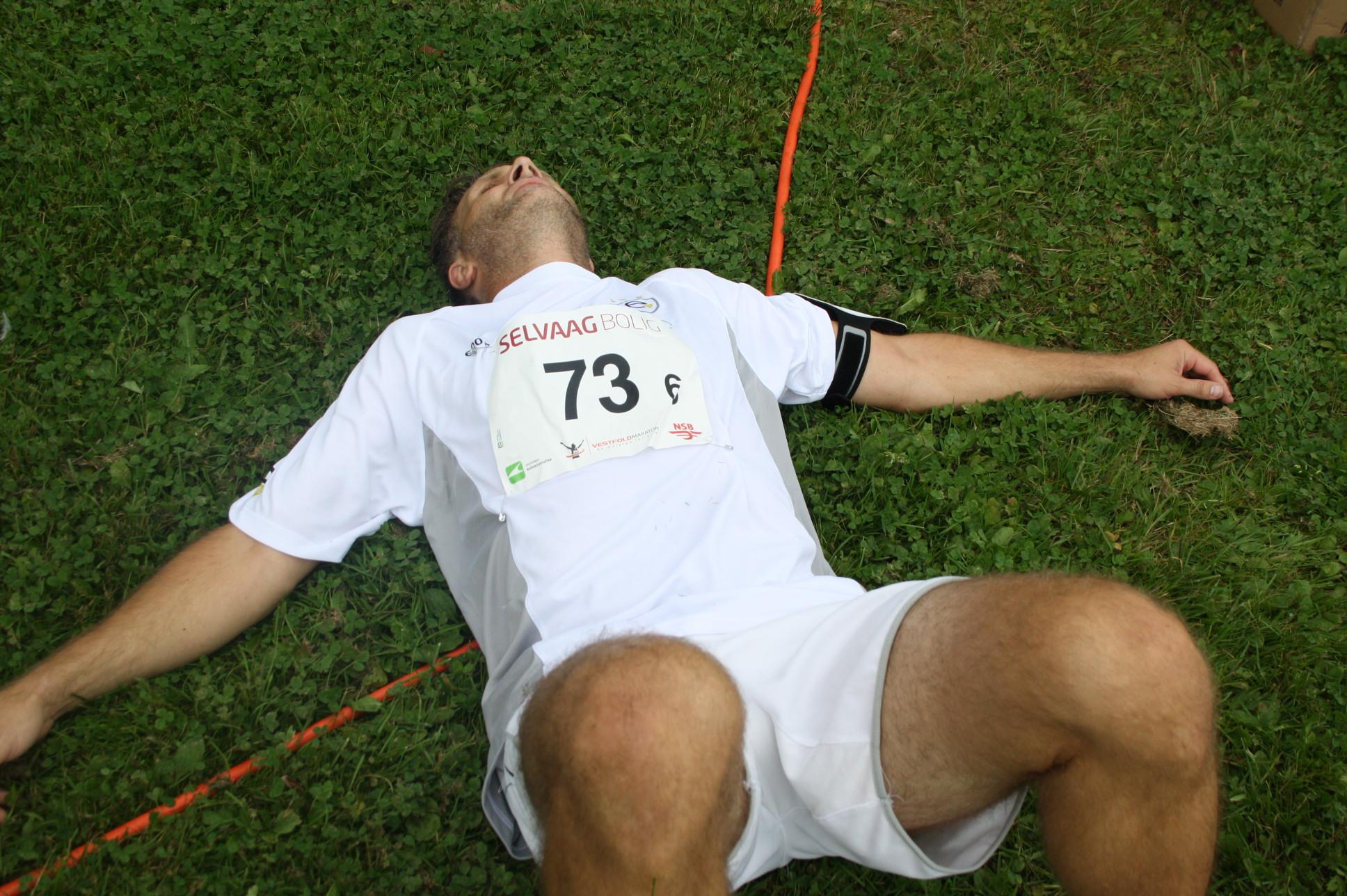 Vestfold Maraton og andre løp fremover
