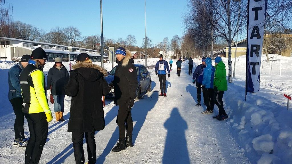 En kald og flott start på årets Tjømekarusell