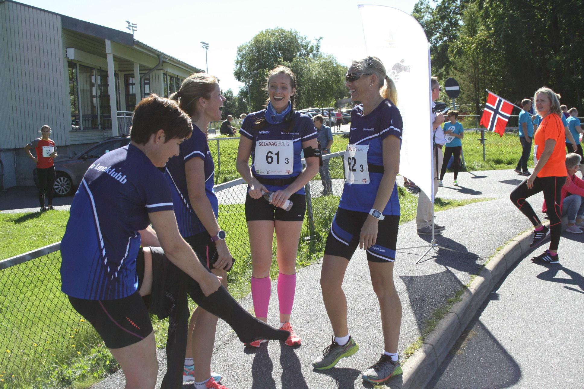 Super innsats i Vestfold Maraton